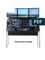 VRInsight C172 Prop Trainer