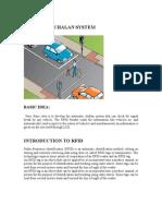 RFID Based Chalan System