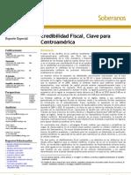 Credibilidad Fiscal, Clave para Centro América