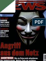 Anon Austria / Anonymous - News 10-2011