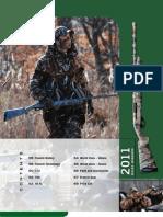 Franchi 2011 Product Catalog