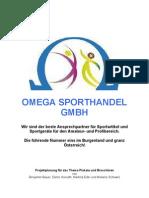 Projektarbeit Omega Sport Handel