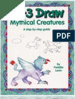 123 Como Desenhar Criaturas Misticas