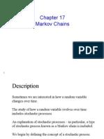 Set3 Markov Chains