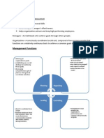 CHAPTER 1-Organization Behaviour