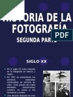 historia de la fotografía II
