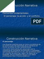 Construcción Narrativa