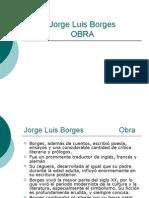 Jorge Luis Borges OBRA