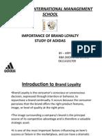 Presentation Brand Loyalty