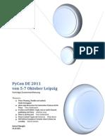 PyCon_DE _2011