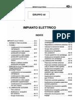 40 IMPIANTO ELETTRICO