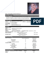 resume - Resume Sample Objectives For Ojt