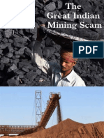 The Great Indian Mining Scam