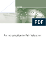 05 Fair Valuation Intro