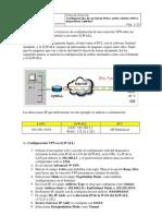 Configuración tunel IPSec SSH-ZyWALL