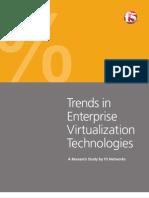 Enterprise Vitualization
