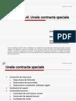 NCC Contracte Speciale - TZA