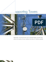 Self Supporting Towers