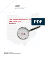 Ohio Private Investment 10 09 08