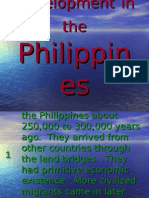 Economic Development in the Philippines