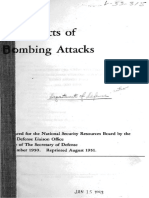 Fire Effects of Bombing Attacks