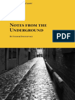 Notes From the Underground E Book