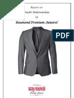 Raymond Premium Apparel