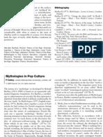 Mythologies in Pop Culture (Elsevier Language Linguistics)