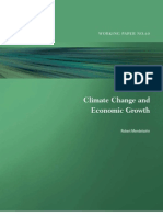 Growth Commission Climate Control & Economic Growth