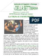 Agenda 2 Ottobre 2011