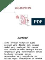 Slide Asma Bronchial