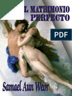 EL MATRIMONIO PERFECT0 VERSION CORREGIDA