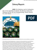Süddeutsche Zeitung Magazin - Das Augustiner-Gefühl