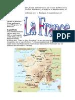 geografia frantei