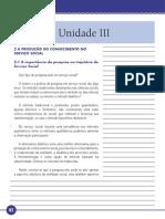 Projetos Sociais Em Contextos Especificos__UnidadeIII