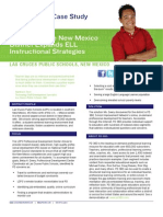 Localized PD in Las Cruces, NM - PD 360 Case Study