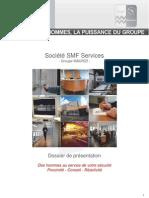 SMF Services - Présentation 2011