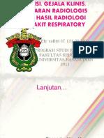 Lanjutan Radiology Respratory