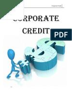 Corporate Credit