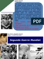 Fases y Consecuencias de La Segunda Guerra Mundial.