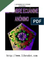 Anonimo - El Hombre Ecuanime