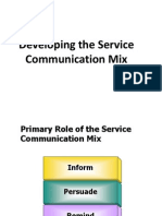 Communication Mix