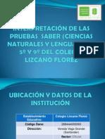 Diapositivas Saber 5