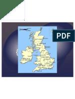 Mapas Unit 1 History of UK 1