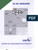 Conversao de Unidades-KSB