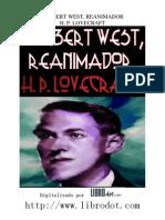 Lovecraft, H.P. - Herbert West, Reanimador