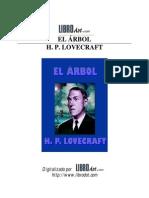 Lovecraft, H.P - El Arbol