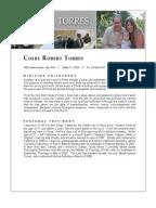 ministry resume 041307 - Sample Pastoral Resume