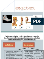 Ppt Biomecanica
