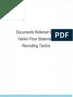 Documents From Sen. Harkin's Floor Speech